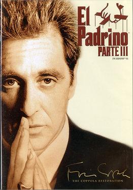 El Padrino parte III  /  Francis Ford Coppola
