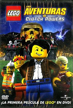 Lego: las aventuras de Clutch Powers  /  Paul Michael Glaser
