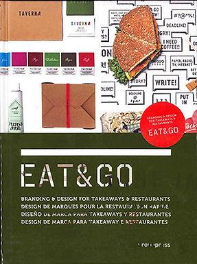 EAT & GO: BRANDING & DESIGN FOR TAKEAWAYS & RESTAURANTS