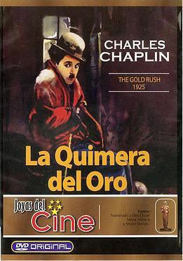 La quimera de oro  /  Charles Chaplin
