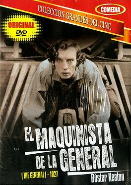 El maquinista de la General  /  Buster Keaton