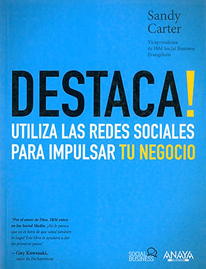 DESTACA! UTILIZA LAS REDES SOCIALES PARA IMPULSAR TU NEGOCIO