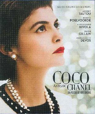 Coco Antes de Chanel  /  Anne Fontaine