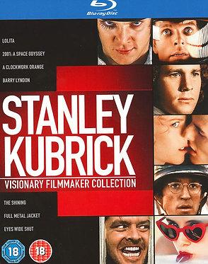 Stanley Kubrick visionary filmmaker collection  /  Stanley Kubrick
