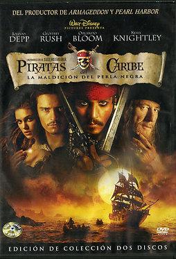 Piratas del caribe: la maldición del Perla Negra  /  Gore Verbinski