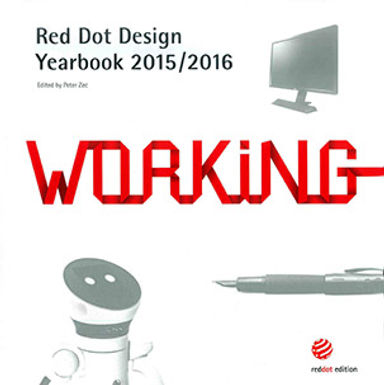 RED DOT DESIGN YEARBOOK 2015/2016: WORKING