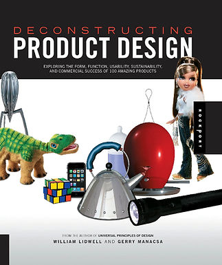 DECONSTRUCTING PRODUCT DESIGN