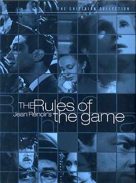 The rules of the game  /  Jean Renoir