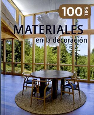 100 TIPS MATERIALES EN LA DECORACIÓN