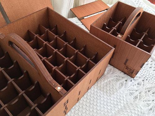 BOX ÓLEOS ESSENCIAIS