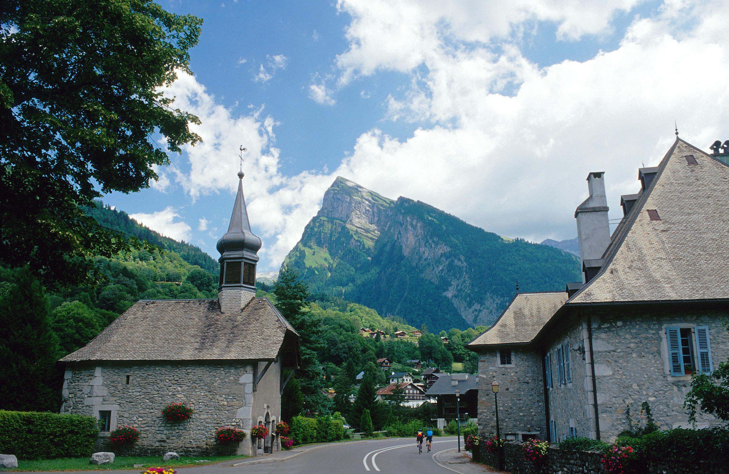 Le Criou et les chapelles