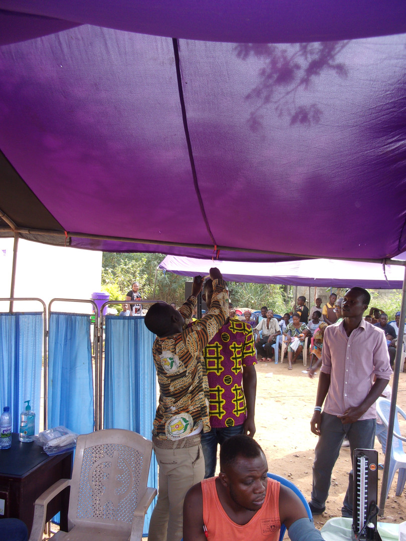 Setting up Medical Clinic