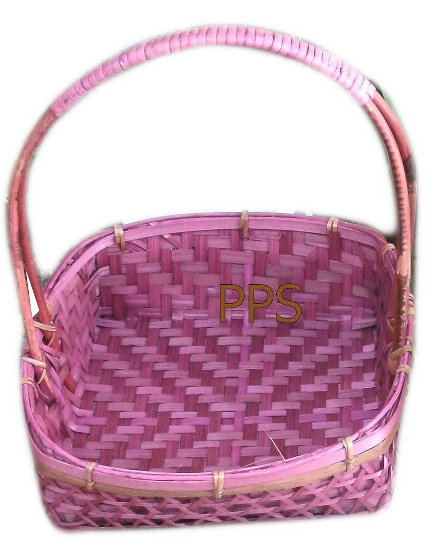 Bamboo basket PS-BB-24