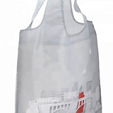 Foldable Reusable Recycle Carrier Tote B