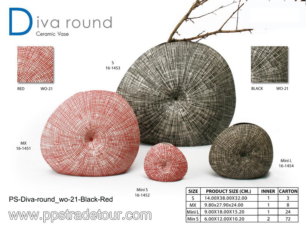 PSCV-Diva-Round_WO-21-Black-Red