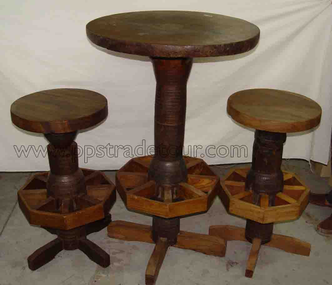CoffeeTable and stool set147
