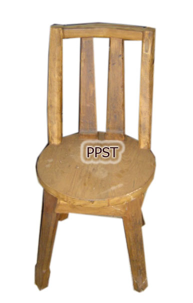 Antique stool-sn020