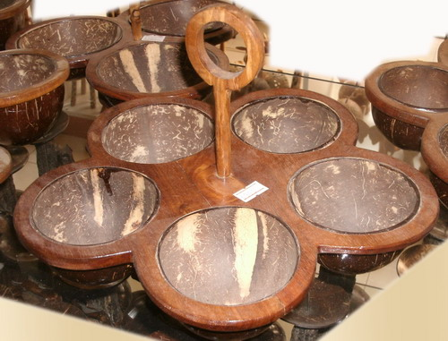 Coconut ingredient bowl sePS-CC-0113