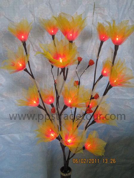 Lights flowr bunch