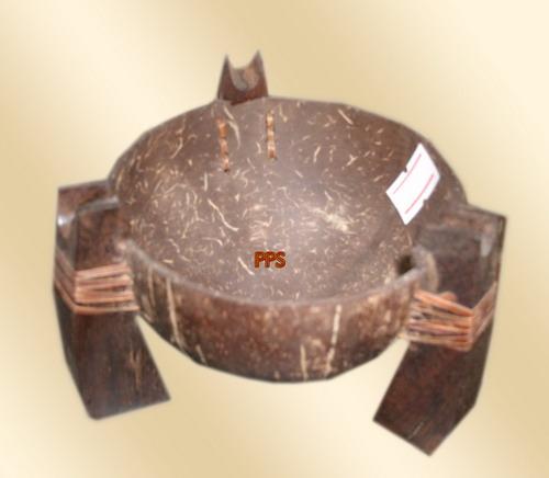 Coconut soap tray-PS-CC-0114