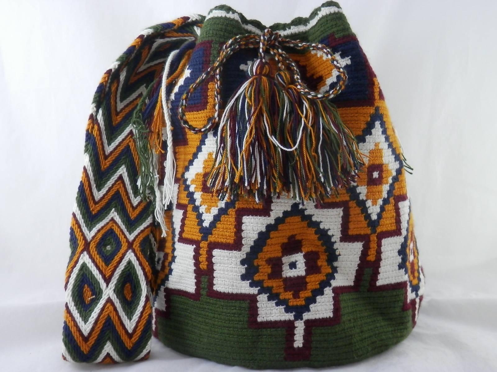Wayuu Bag by PPS-8981