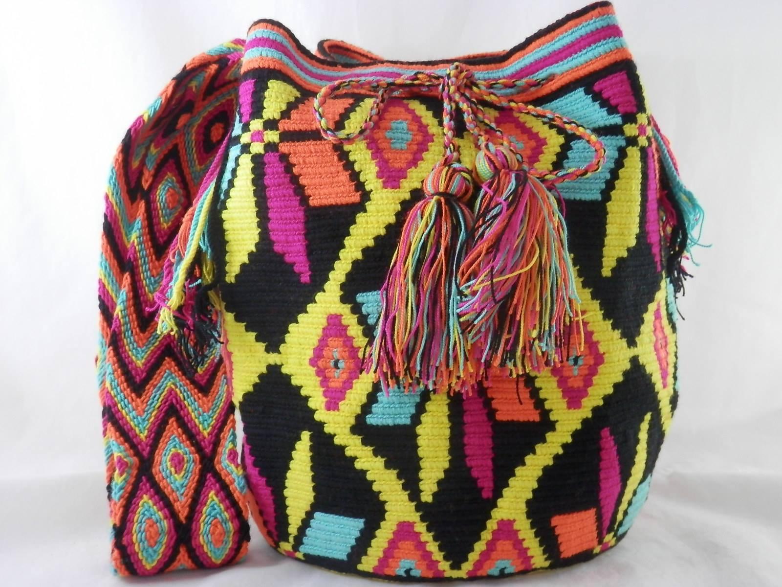 Wayuu Bag by PPS-1001