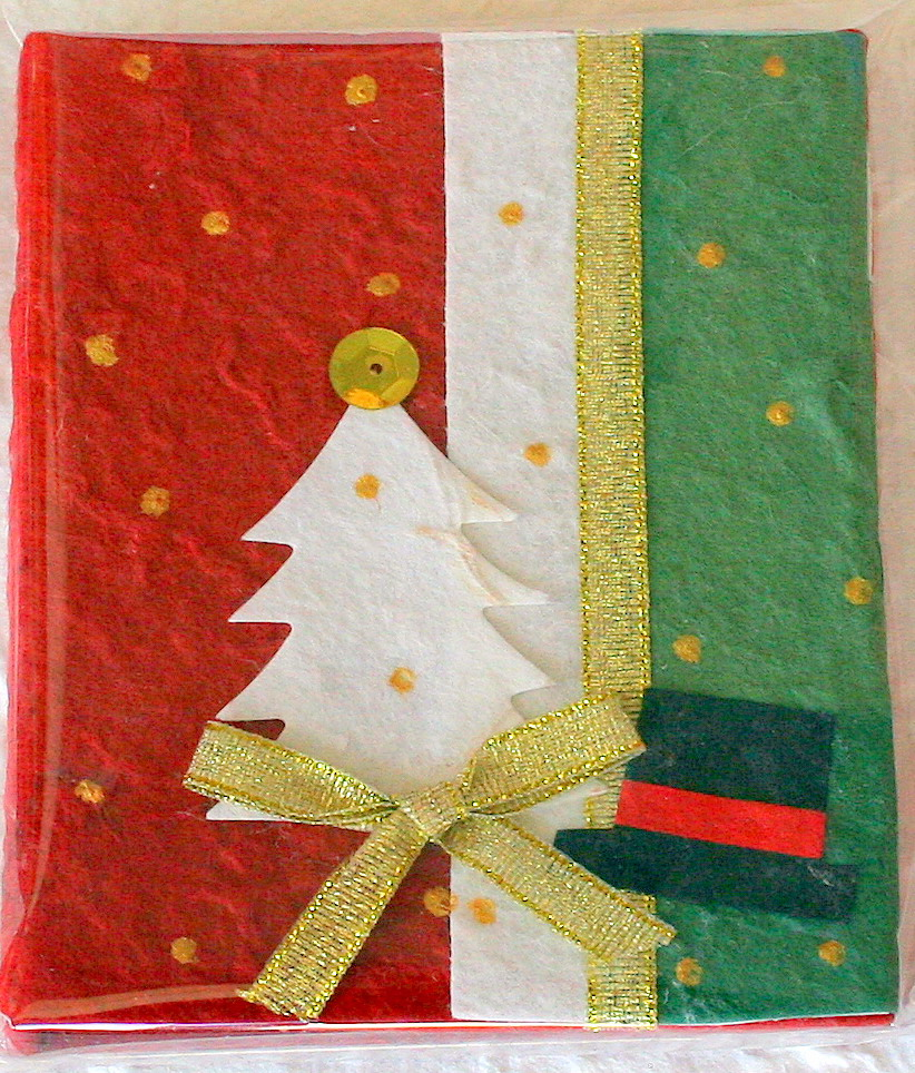 Mulberry Paper Christmas Card-3