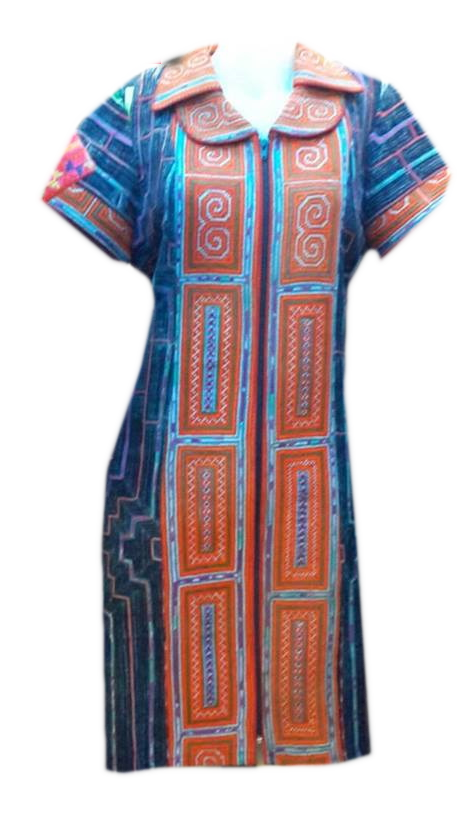 Tribal Patter Dress-18
