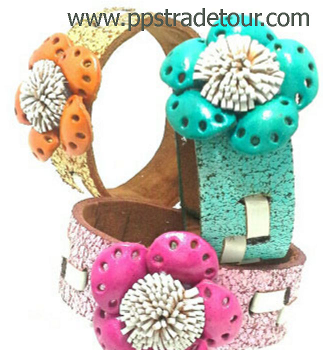 Leather Bracelet -N1