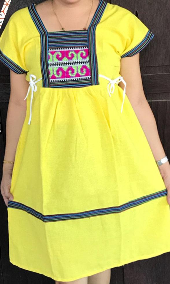 Cotton Dress-BNB-CMCD022