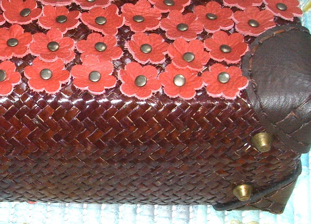 Sadge-Leather Bagg