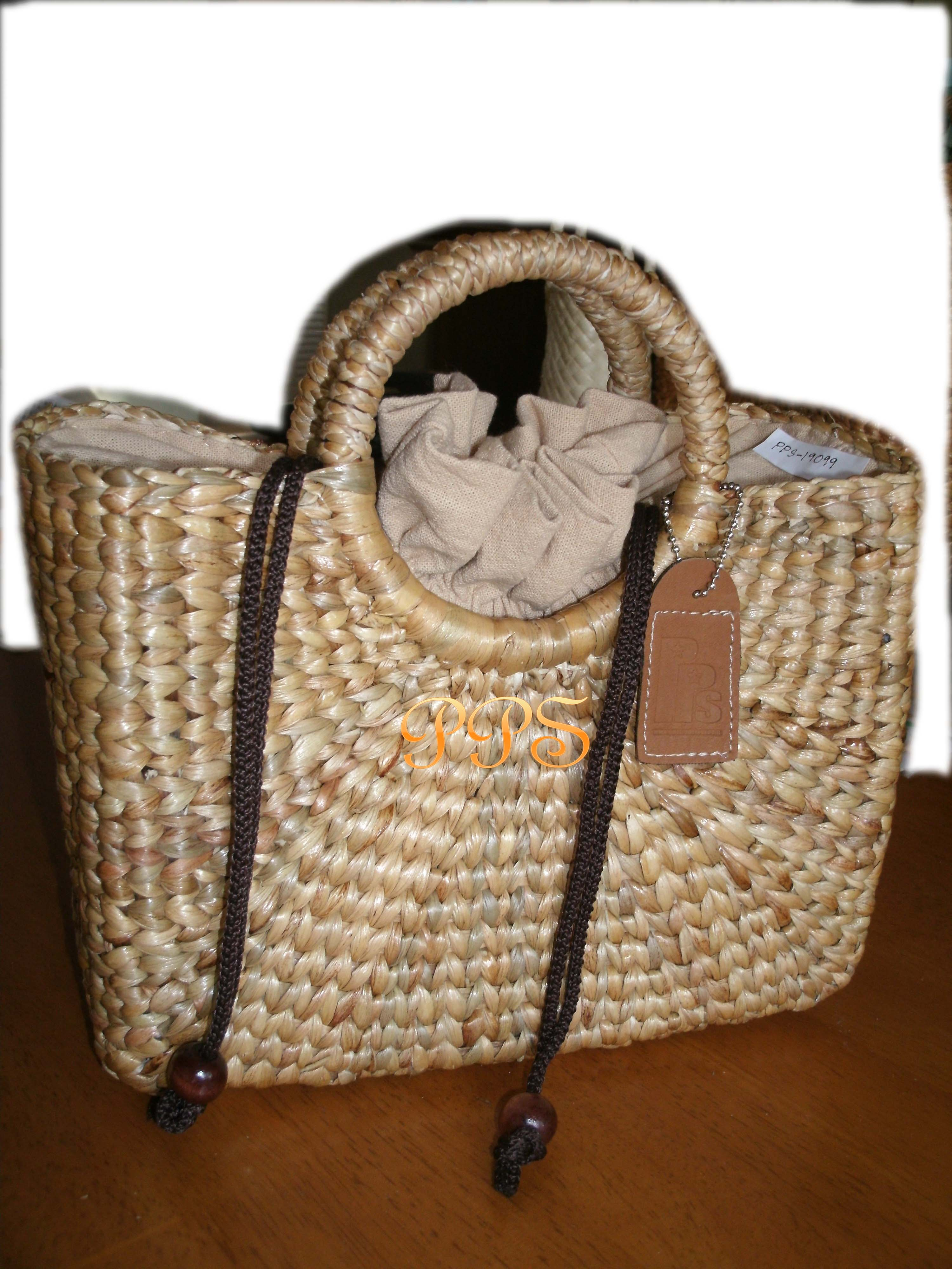 Hyacinth bag-C0269