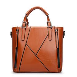 2020 New Arrivals Leather Bag Big Capacity Ladies Bag