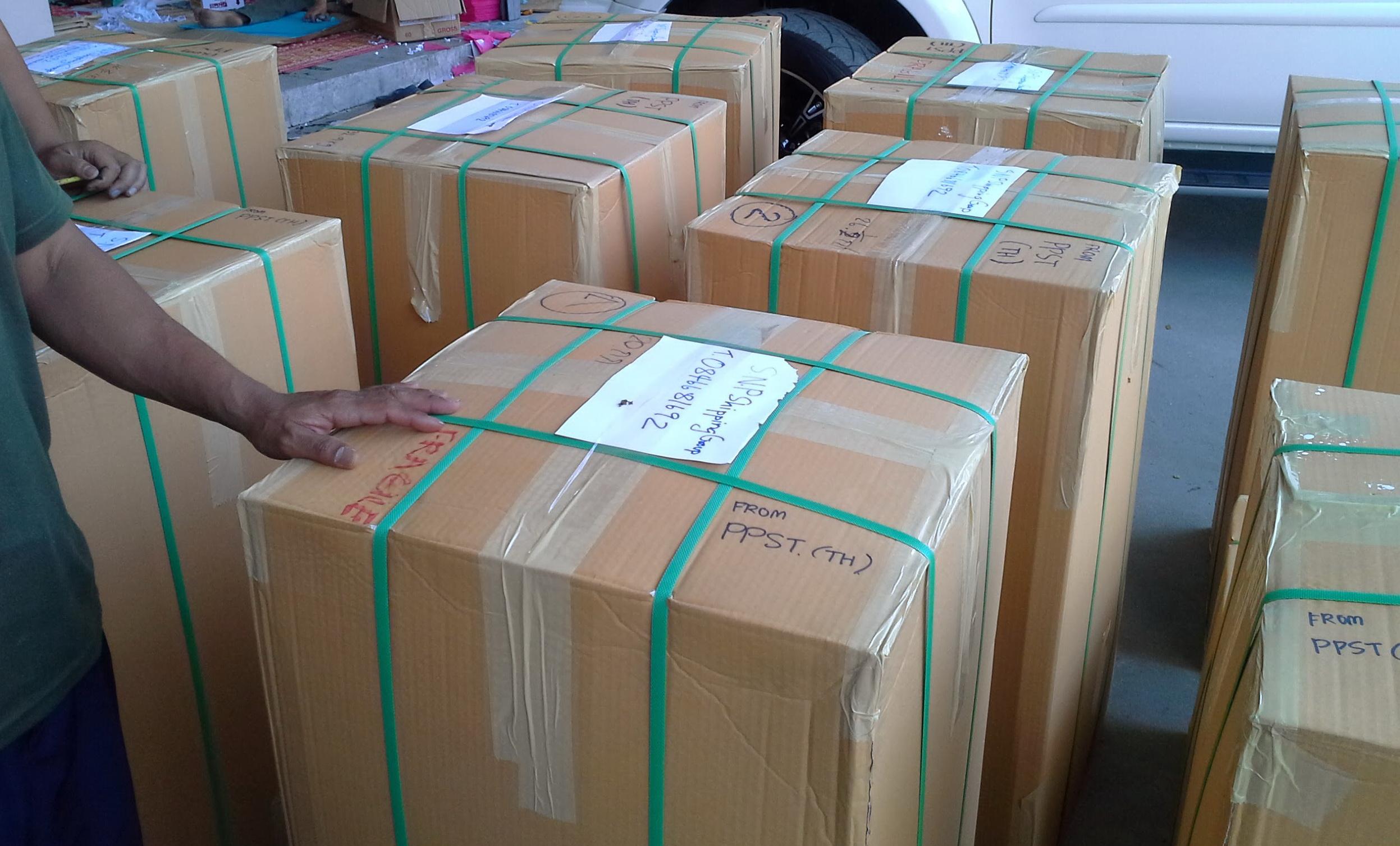 India shipment