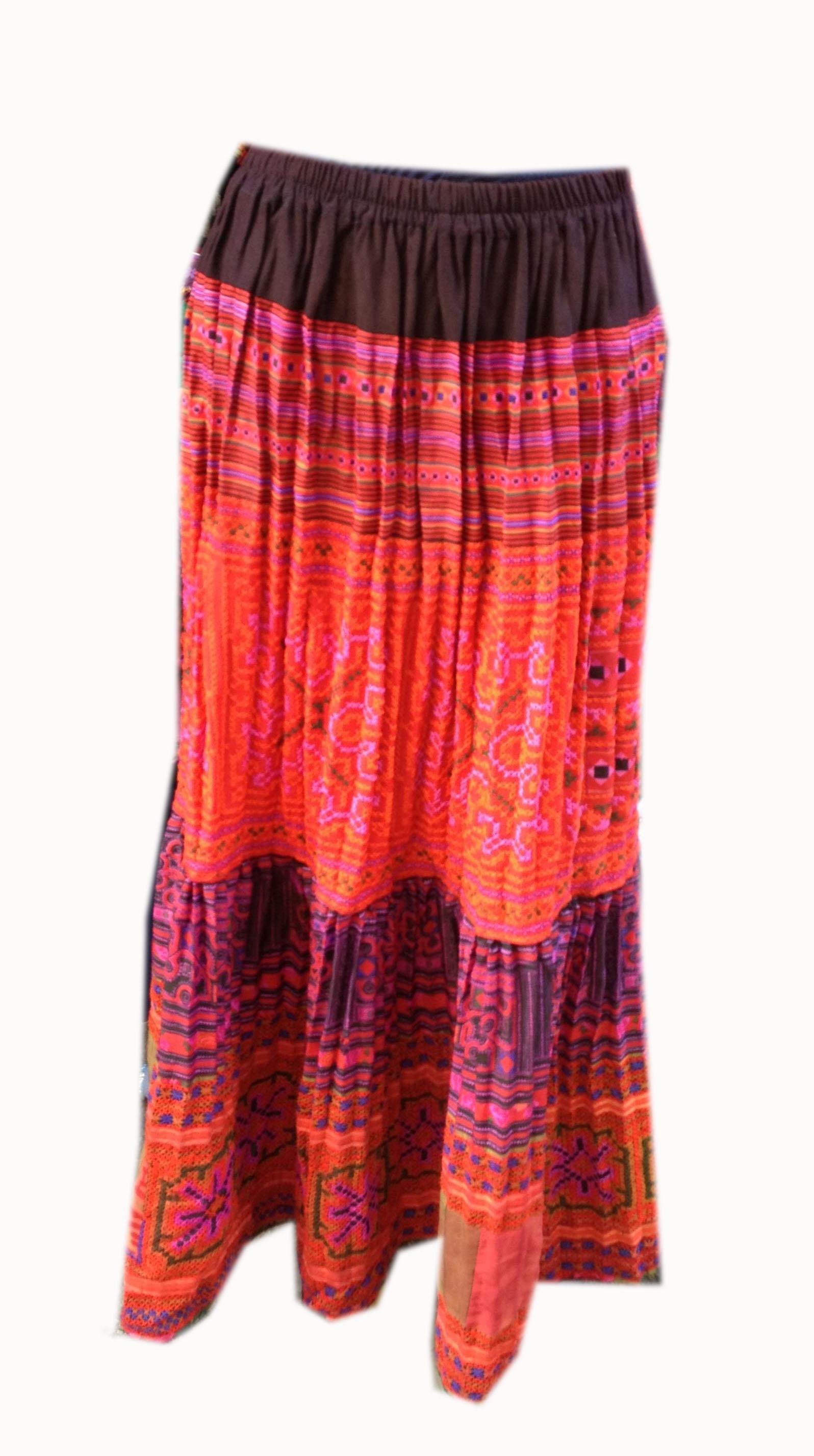 Tribal  Skirt-7