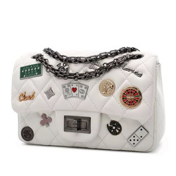 China factory oem pu leather mini ladies chain luxury designer sac a main clutch hand bags fashion p