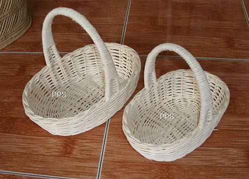 Rattan BasketC1897-1