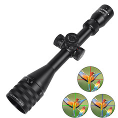 T-Eagle EO 4-16x44 AOEG Tactical Hunting Rifle scope Red Green Blue illumination sniperscope hunting Optical sight for airgun