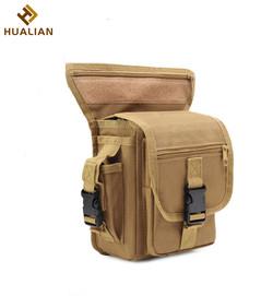 HUALIAN Original Factory Canvas Leg Belt Bag Hunting Military Tactical Waist Bag