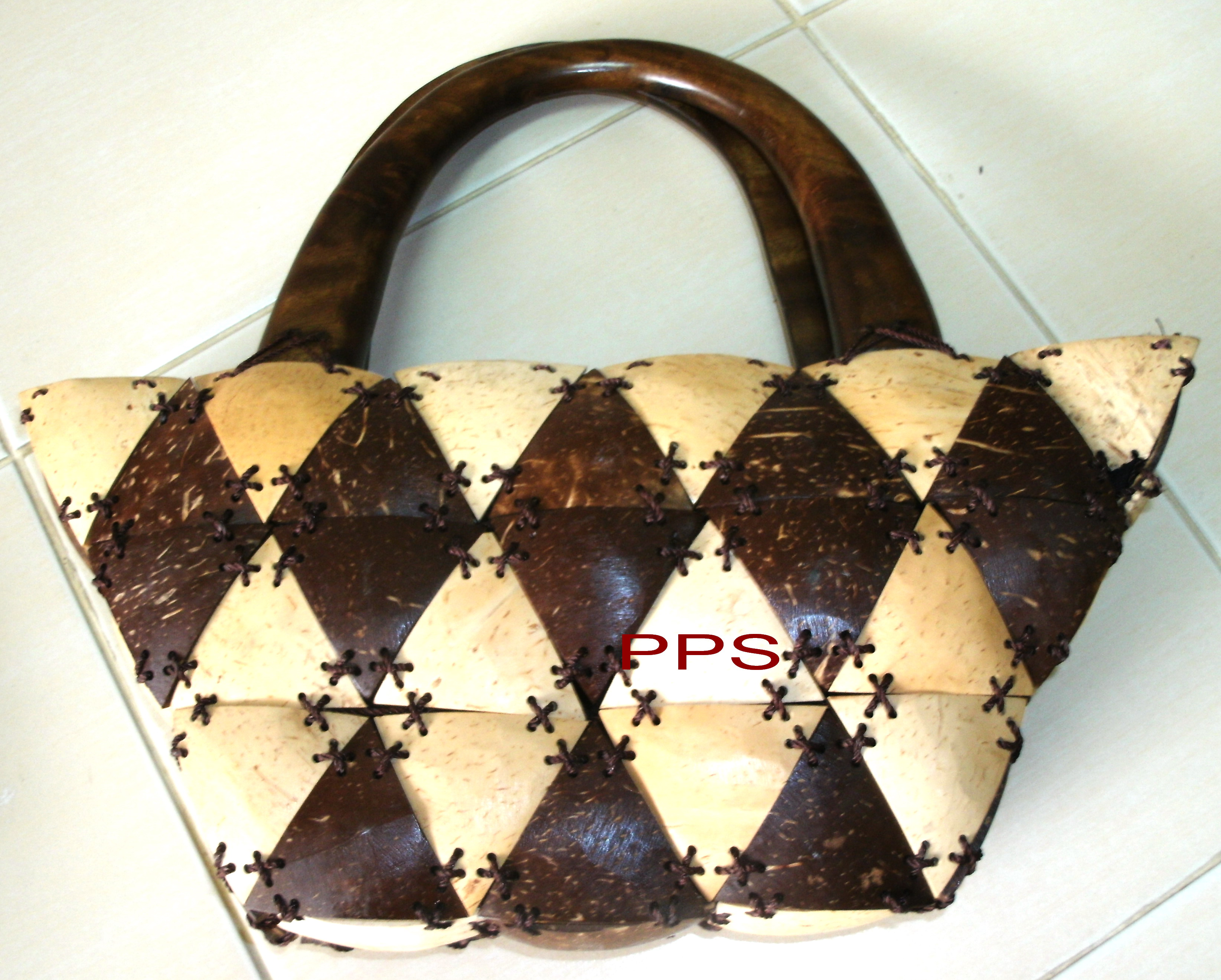 Coconut Shell Bags 0627