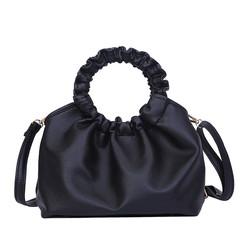 Sandro 2020 Women Hand Bags Cloud-shaped Handbags With Korean Style