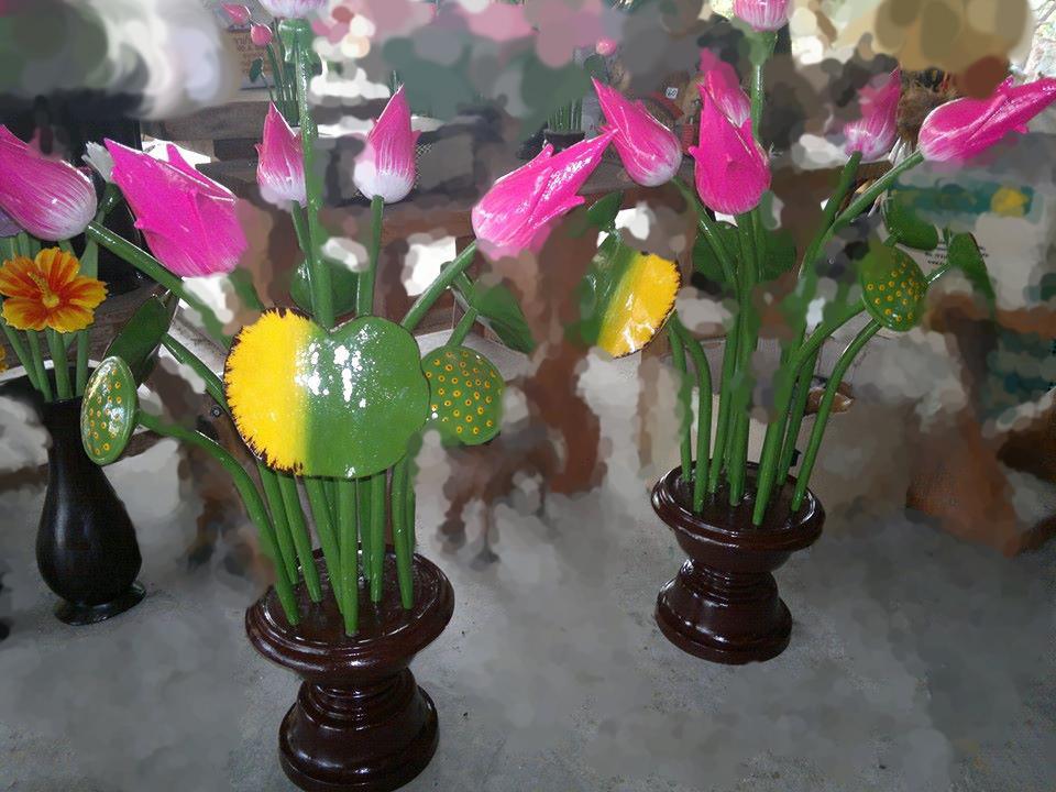 Wood Lotus