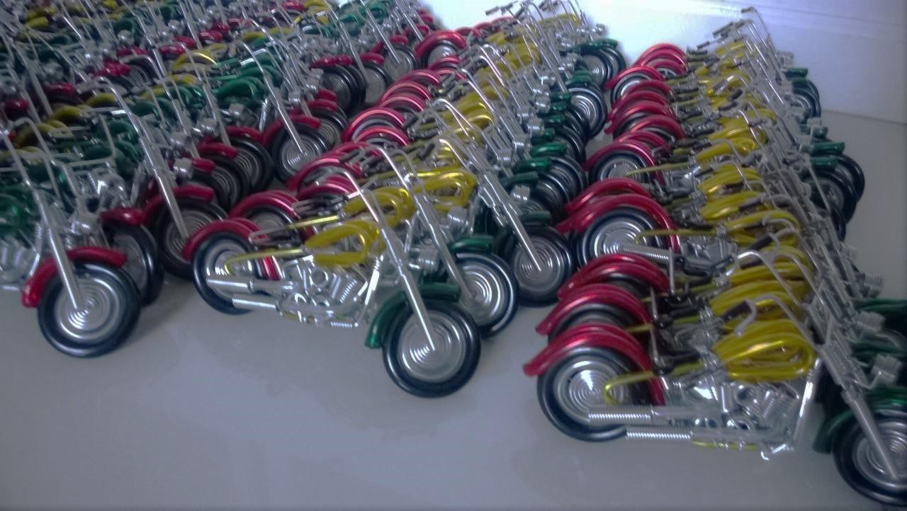 Wire Motorbike