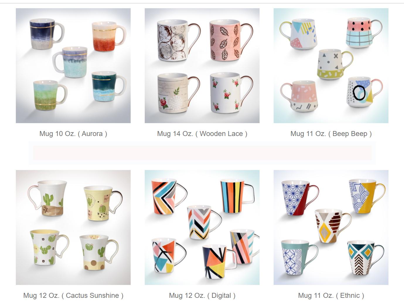 Ceramic mug-12