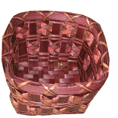 Bamboo Basket 4564-1