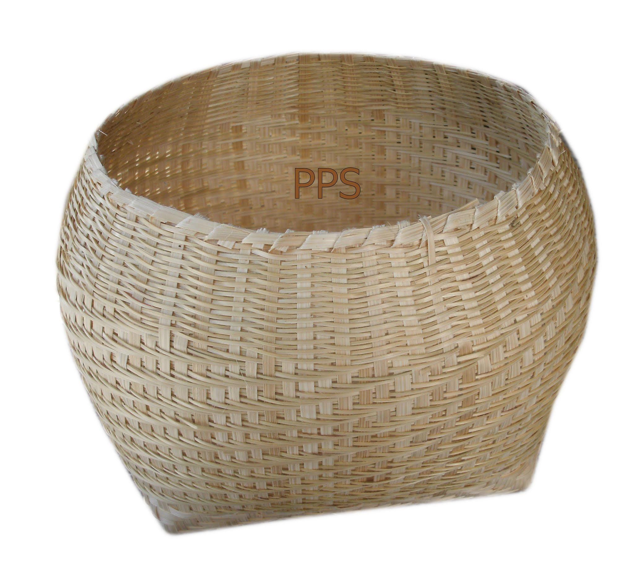Bamboo basket PS-BB-53