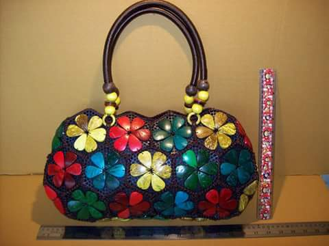 Coconut Shell bag-102