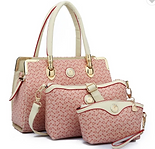 Women Hand Bags Set Fashion .png