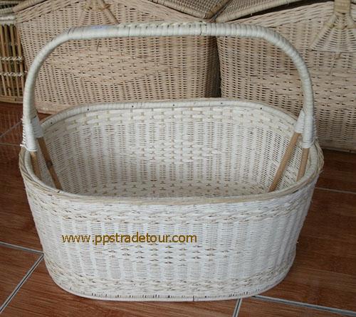 Rattan Basket 1916-1