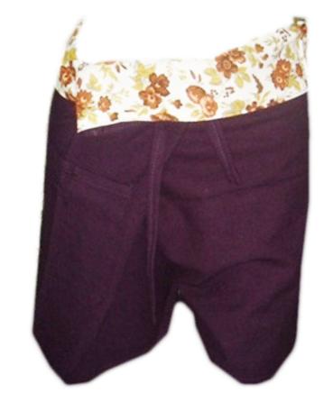 Short Cotton Trouser-DP10